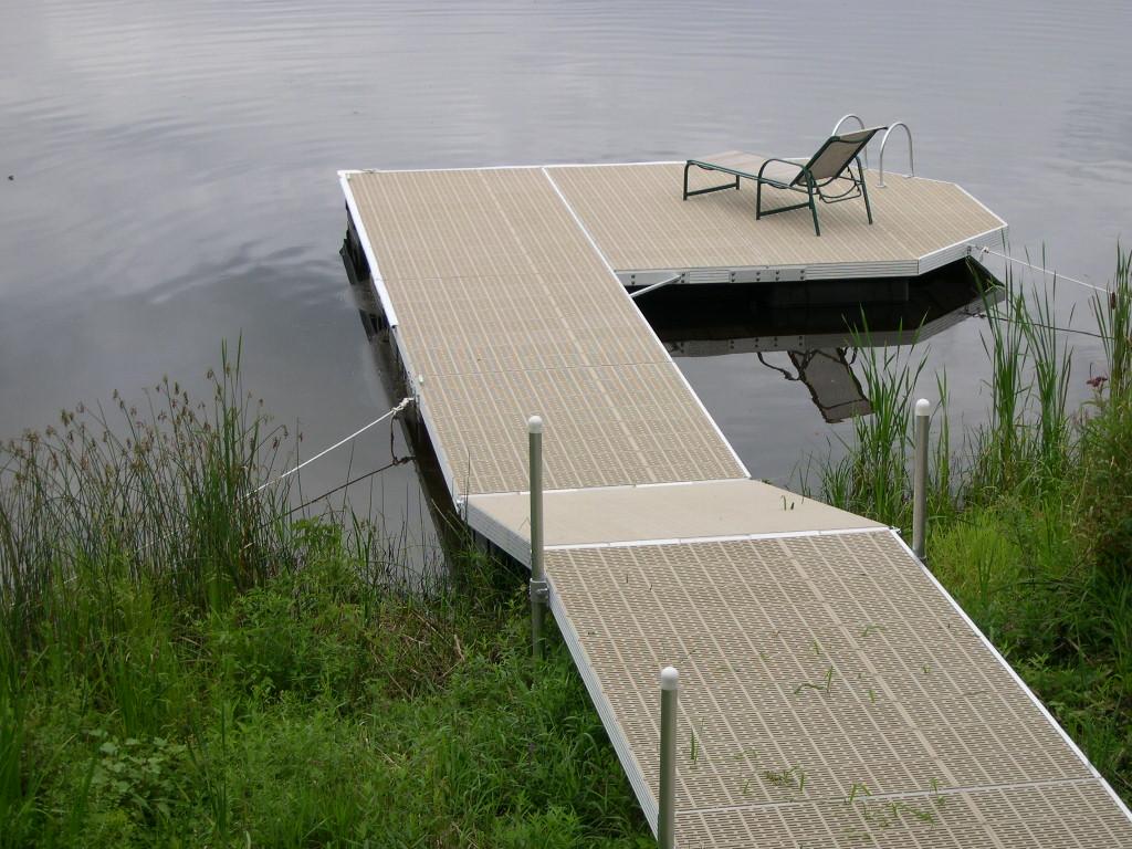 Aluminum Boat Dock Ramp